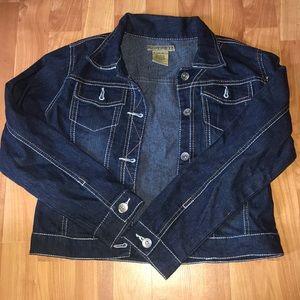Little girls blue Jean jacket 💎